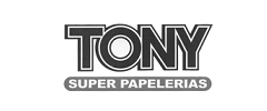 Publicidad Exterior Papelerias Tony